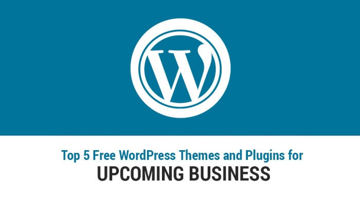 Top-5-Free-WordPress-Themes-and-Plugins-for-Upcoming-Business